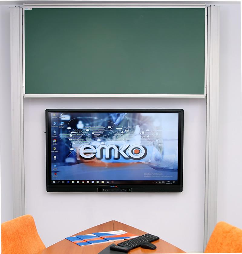 Emkotech Guillotine Board System
