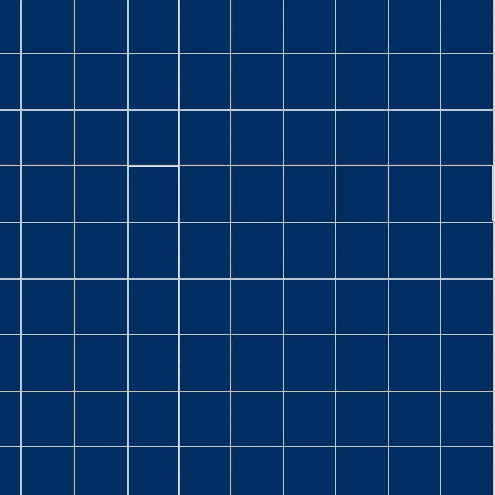 Mavi Emaye - Kareli Yüzey
