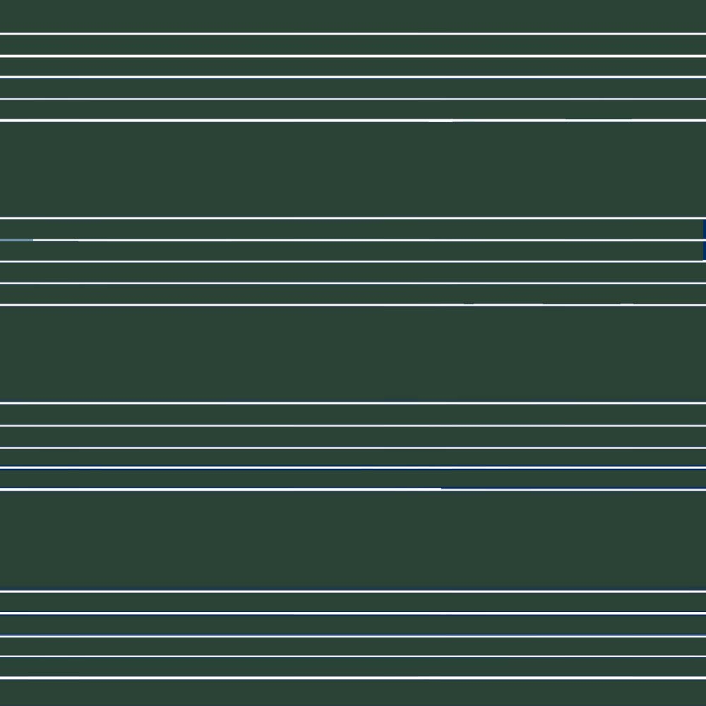 Green Ceramic Steel - Music Surface