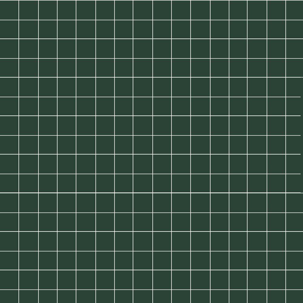 Yeşil Emaye - Kareli Yüzey